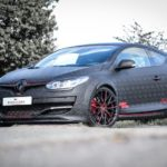 Barracuda Project 3 auf Renault Megane RS