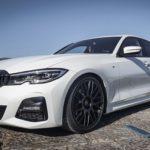 BMW 3-er mit der Barracuda Karizzma