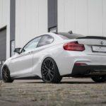 Außergewöhnliche Tuningfelge für den BMW 240i