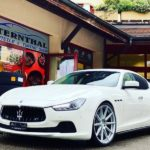 Barracuda Ultralight Project 2.0 auf Maserati Ghibli