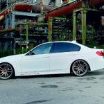 Barracuda Shoxx auf BMW 3-er