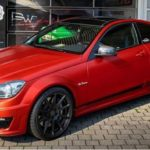 Barracuda Project 2.0 auf Mercedes C63 AMG