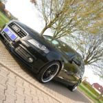 Barracuda Voltec T6 on Audi A4 B8 without S-Line