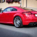 Barracuda Projekt 2 für Audi TT 8S