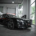 Barracuda Ultralight Project 2.0 auf Audi A5 B8 Sportback