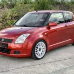 Barracuda Karizzma auf Suzuki Swift