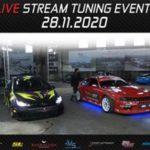 6 Stunden Tuning pur: Youtube-Link zum Live Stream Event vom 28.11.2020