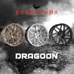 Neue Felge Barracuda Dragoon