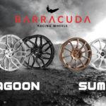 Barracuda Dragoon und Barracuda Summa