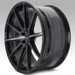 Barracuda Racing Felge black brushed Project 2.0 konkav