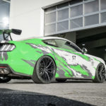 Ford Mustang LAE by Schropp Tuning mit Barracuda Project 3 Felgen 10×20