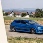 Opel Astra H OPC Felgen , Tuning Barracuda Racing Wheels Karizzma 19 Zoll