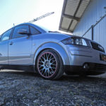 Audi A2 Felgen, Styling mit Barracuda Karizzma 18 Zoll