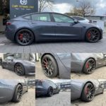 Tesla 3 Performance leichte Felgen Barracuda Racing Wheels 2.0 Ultralight 20 Zoll