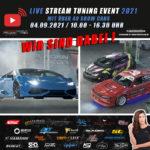 Online Tuning Messe mit Barracuda Racing Wheels im Livestream Tuningevent